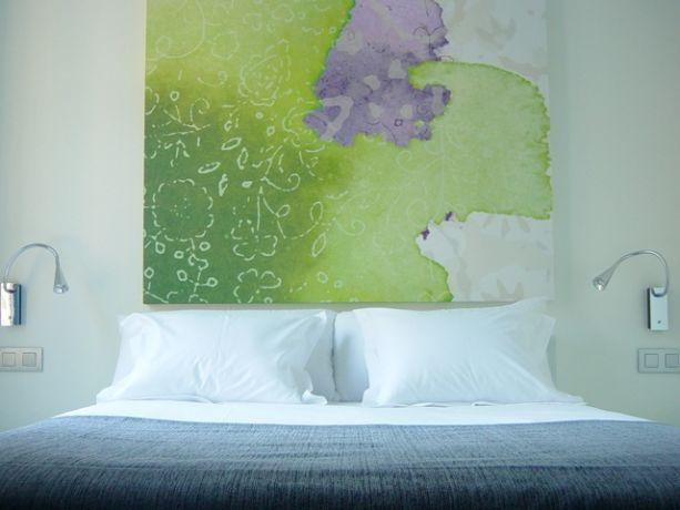 Een van de kamers