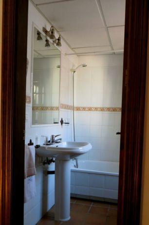 Badkamers met bad&douche