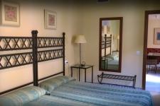 Appartement met twin beds