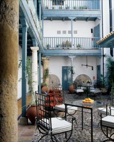 Stijlvol hotel in het historisch centrum van Sevilla