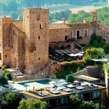 Hotel in een kasteel in de Emporda, Catalonië