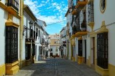 Straatje in Ronda