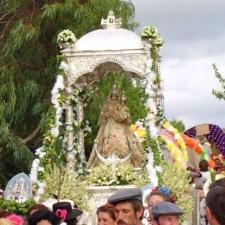 Processie in Cazalla de la Sierra