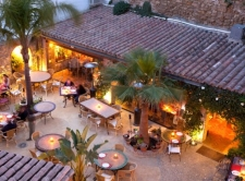Restaurant hotel Plaza España, Vejer