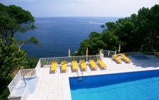 Pool with a view...