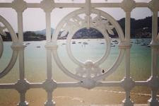 zicht op de baai