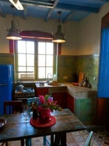 Keuken appartement Casa Grande