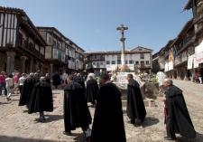 Processie Corpus Christi in Alberca