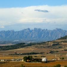 Het Montserratgebergte