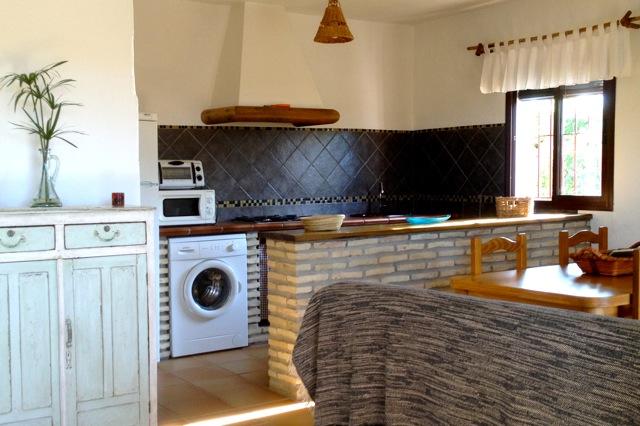 Salon 7 Amerikaanse keuken huis 3 (Ana)