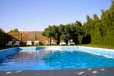 Gemeenschappelijk zwembad 5 x 10 meter