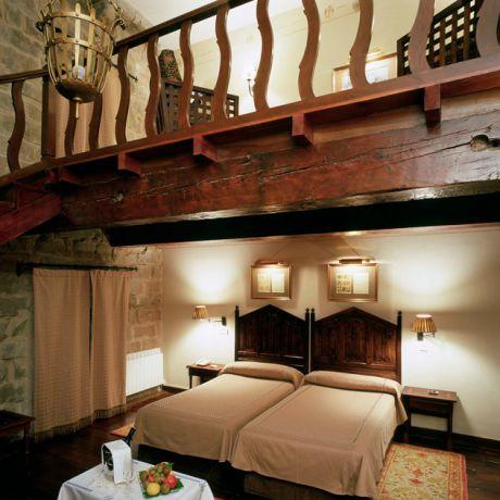 Een van de 43 kamers