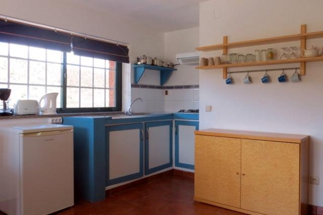 keuken appartement A