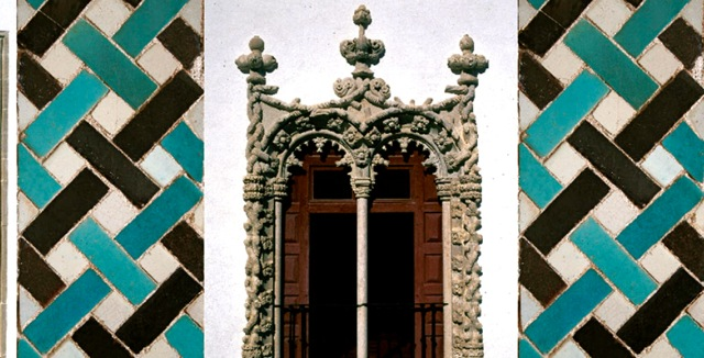 Detail Palacio Nacional de Sintra