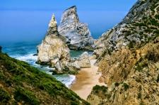 Kliffen bij Cabo da Roca