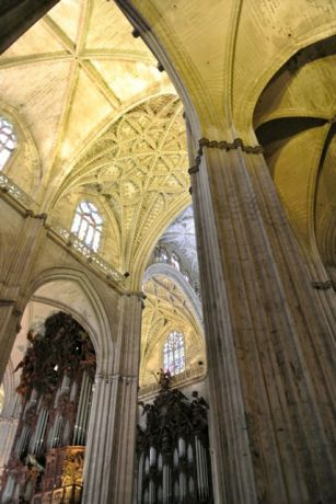 Kathedraal, Sevilla