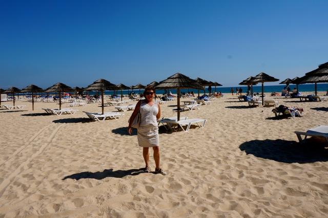 Heerlijk strandweer! Ilha de tavira