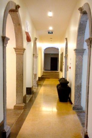 Hal in het oude klooster