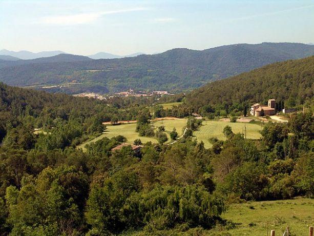 De Masia in de re-Pyreneeën