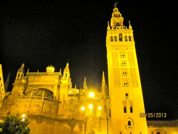 Kathedraal en Giralda, Sevilla