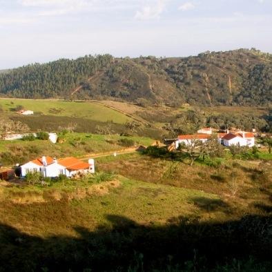 Het landgoed op 17 km van zee