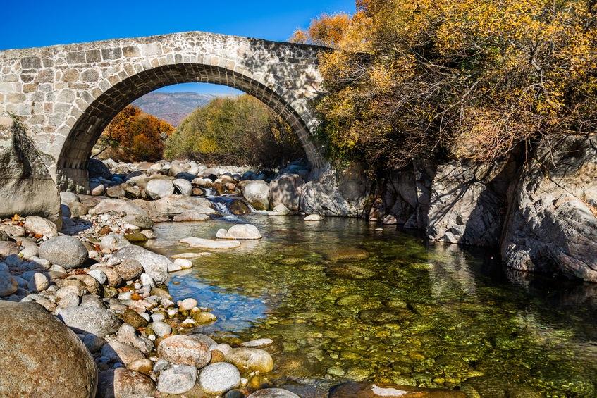 Sierra de Gredos, ten zuiden van Avila
