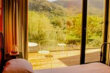 Het Cooking&Nature hotel in de Serra de Candeeiros