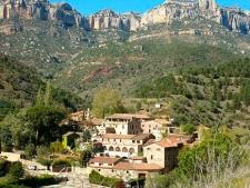 Het dorpje Escaladei
