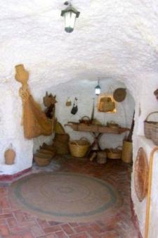 Grotwoning in Sacromonte, Granada