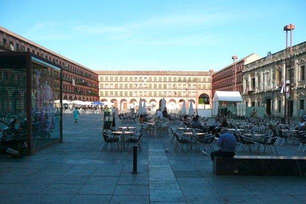 Plaza de la Corredera, Cordoba