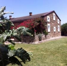 Het huis in el Palmar aan de Costa de la Luz