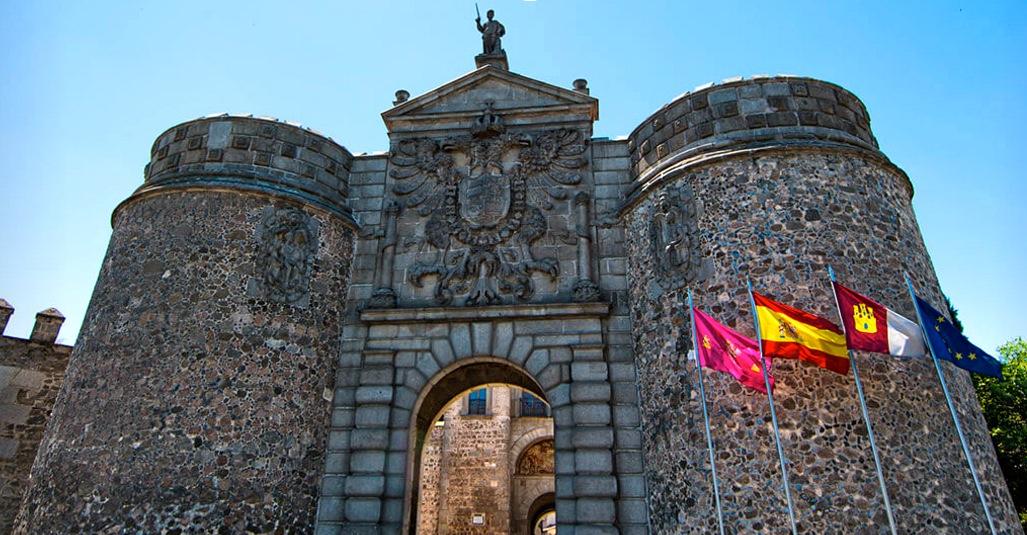 Toledo, stadspoort