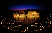 Mérida, het Romeinse Amfitheater, werelderfgoed