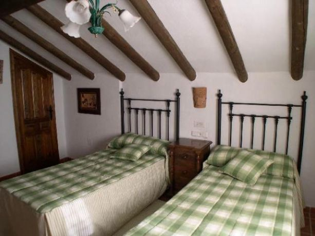 Een van de4  slaapkamers