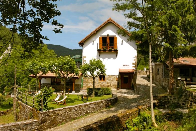 Hotel in de Selva de Irati