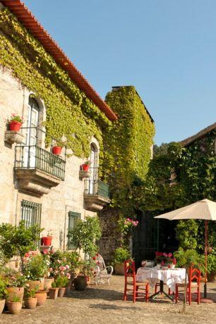 Hotel nabij Lousada, regio Porto e Norte, Portugal