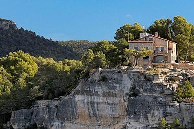 Prachtig gelegen hotel in Siurana, Priorat, Catalonië