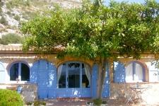 Vakantiewoning bij Denia, Alicante, Valencia
