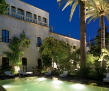Bijzonder luxueus, trendy, romantisch paleishotel, Córdoba, Andalusië