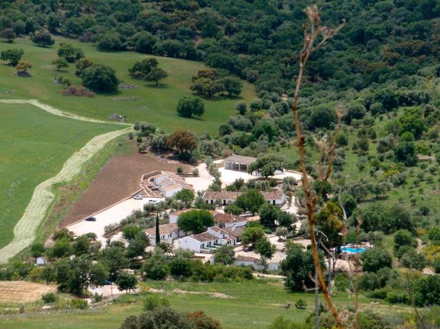 Finca in natuurpark Grazalema
