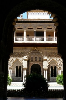 Het Alcázar, Sevilla
