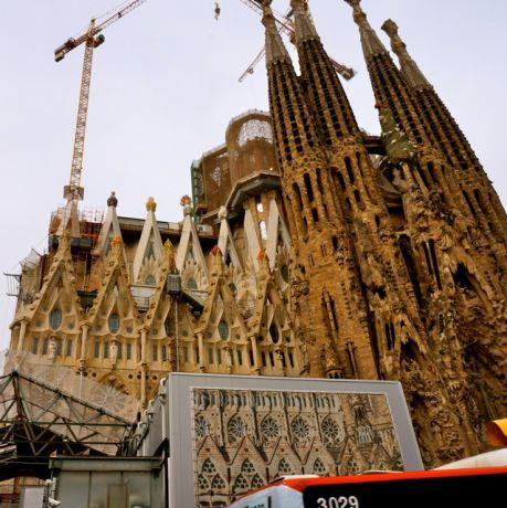 Sagrada Famila Barcelona