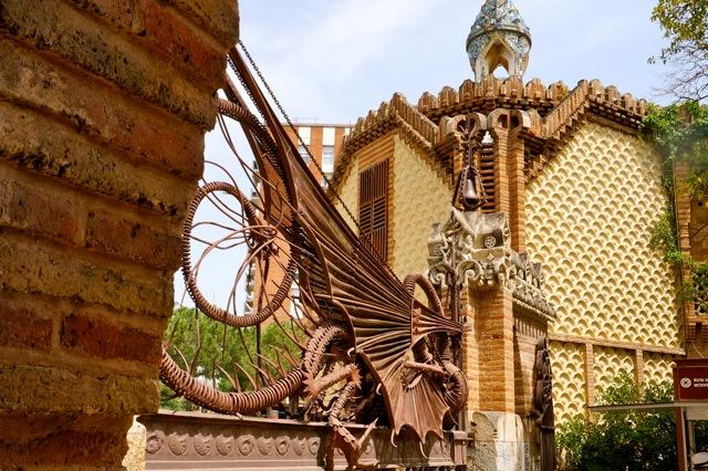 Gaudí in Barcelona
