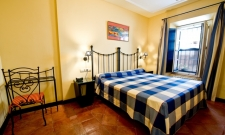 Slaapkamer appartement Santa Cruz