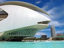 Ciudad de les Artes y las Ciencias, Santiago Calatrava